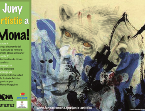 Art month in June, join in on the fun!